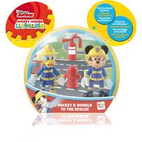 Mickey - Pack de 2 figurines Mickey et Donald - 181908