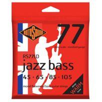 Rotosound - Jazz bass Rs77LD - jeu de cordes guitare basse