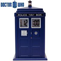 Kas Design - Réveil Tardis Dr Who Projection