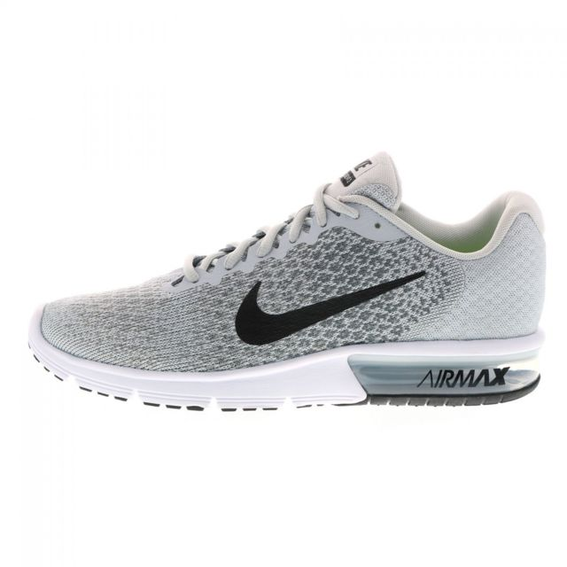 air max sequent 2 grise femme
