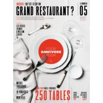 Le Contrepoint - Omnivore Food Book N.5 ; Qu'Est-Ce Qu'Un Grand Restaurant