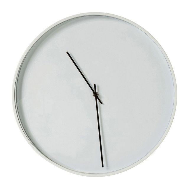 Karedesign Horloge murale Timeless blanc 40cm Kare Design