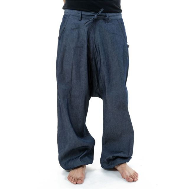 clearance prices popular brand quite nice Pantalon sarouel baggy jean homme urban