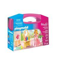 PLAYMOBIL - Valisette Princesse - 5650