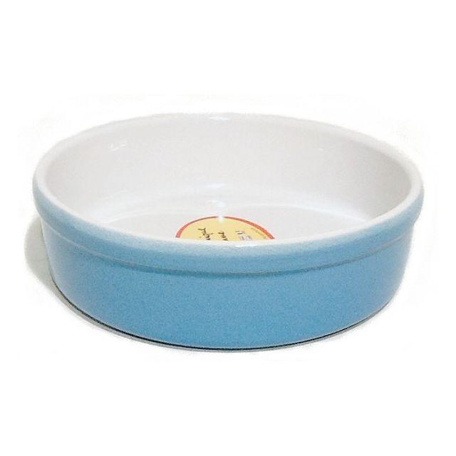 Baumalu Moule à Manque céramique 26 cm bleu