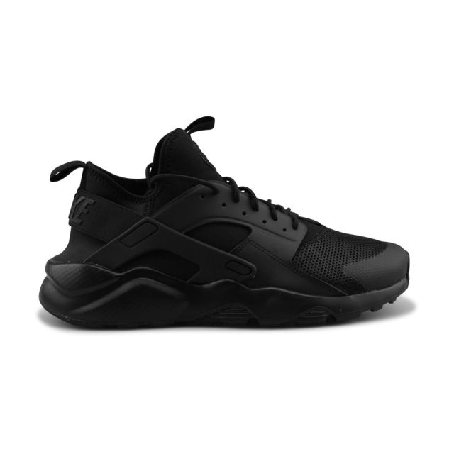 online store 5c2d4 a990c Nike - Air Huarache Run Ultra Noir - pas cher Achat  Vente Baskets homme -  RueDuCommerce