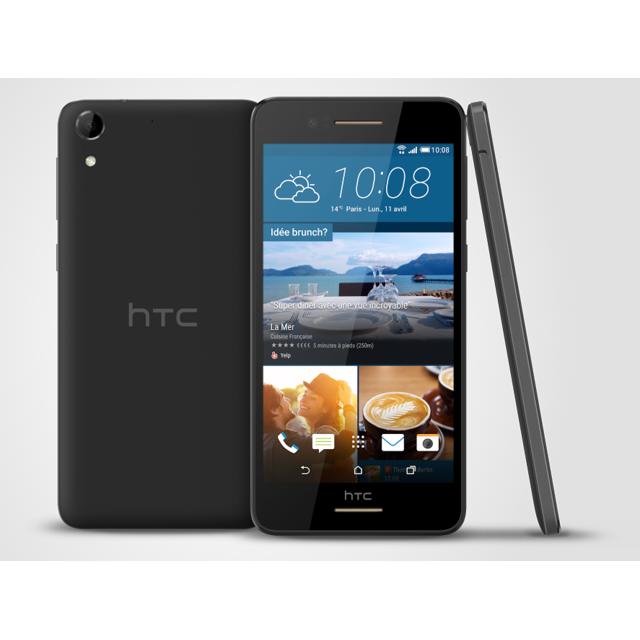 HTC Desire 728 Noir Météore