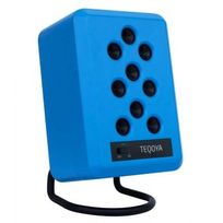 Teqoya - Purificateur d'air Tip9 Bleu