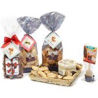 Le Pere Craquant - Coffret Noël autour du Chocolat