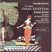 Lyrita - Granville Bantock - Complete Omar Khayyam / Fifine at the Fair / The Pierrot of the Minute Coffret