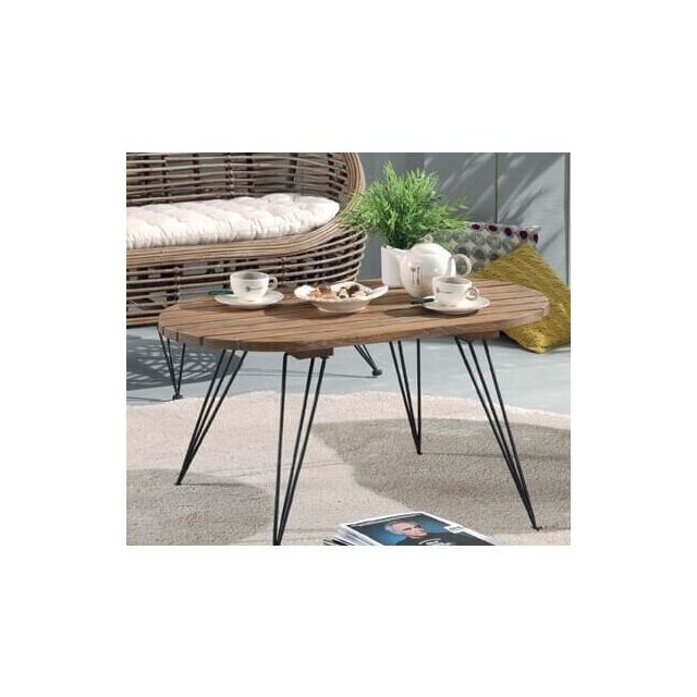 Mathi Design Table basse Lune