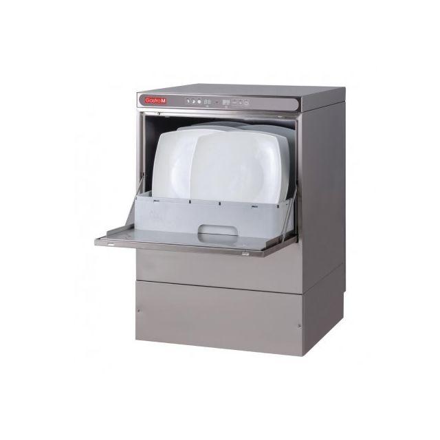 Gastro M Lave vaisselle professionnel pompe de vidange break tank - 6,6 kW - 50x50 cm 400V triphase