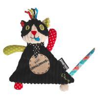 Les Déglingos - Doudou Baby Charlos le Chat