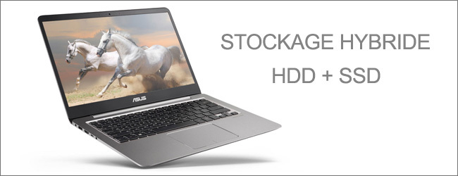 ASUS - Stockage