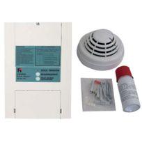 Souchier - Set De Securite Incendie Detecteur Autonome Declencheur