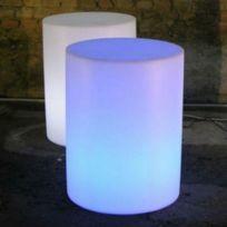 Slide - Cylindre lumineux Led sans fil Cilindro