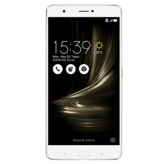 Asus Smartphone Zenfone Go - Blanc clair de lune