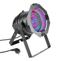 Cameo - Clp56RGB10BS Projecteur Led Par56 aluminium noir