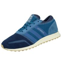 Los Angeles Chaussures Mode Sneakers Homme Bleu
