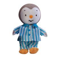 Jemini - Peluche T'Choupi 19 cm : Pyjama