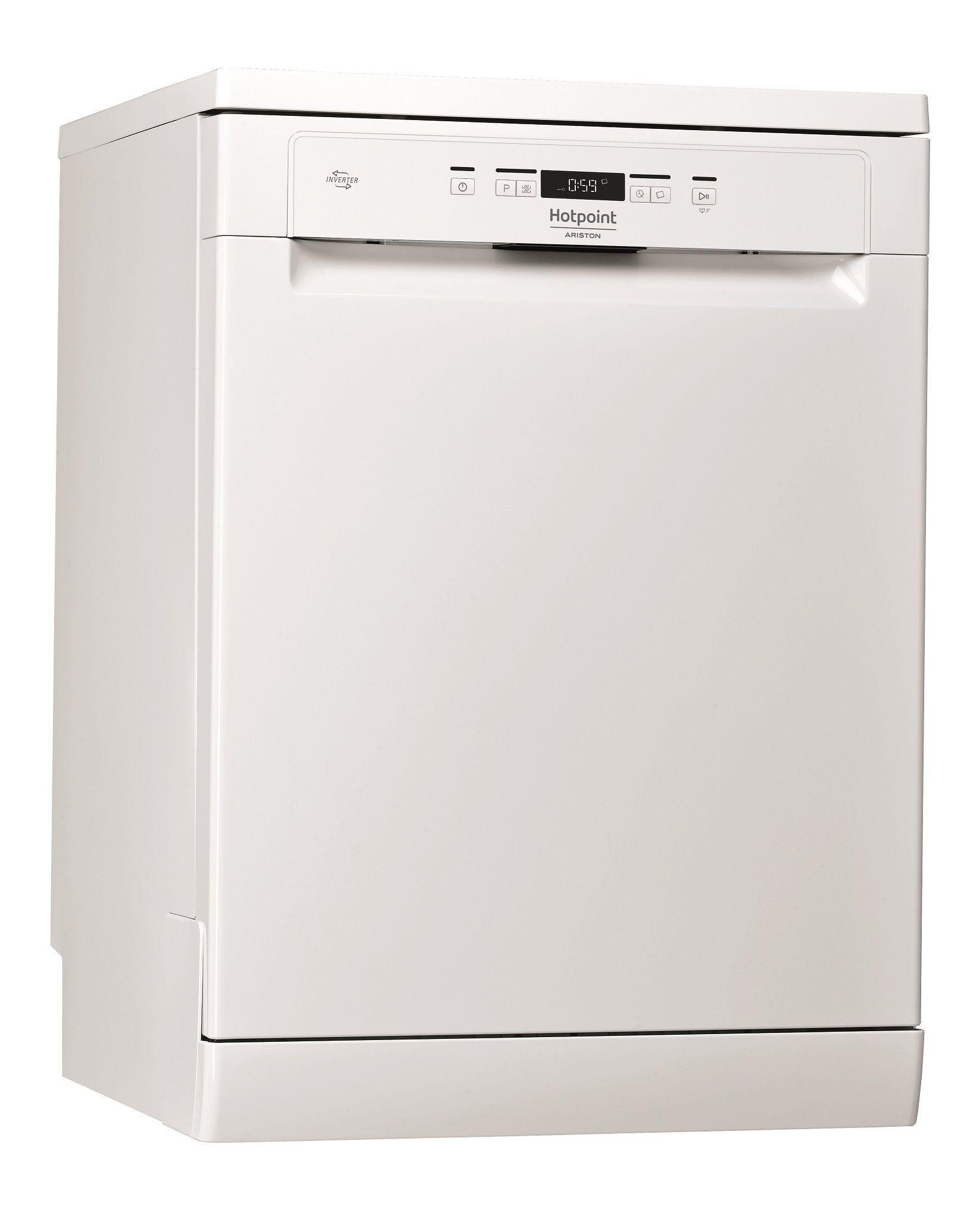 hotpoint lave vaisselle hfc 3b 26 blanc achat lave vaisselle a. Black Bedroom Furniture Sets. Home Design Ideas