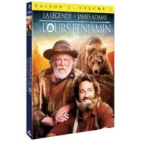 Showshank Films - La Légende de James Adams et de l'ours Benjamin - Saison 2 - Vol. 1