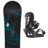 - K2 Standard Snowboard + Indy Fixation No Name