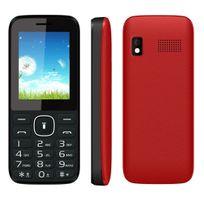 Yonis - Mini Téléphone Portable Double Sim Mp3 Mp4 Bluetooth Mobile Gsm