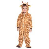 Euro Carnavales - Déguisement Petite Girafe - Enfant2/3 ans 86 à 94 cm