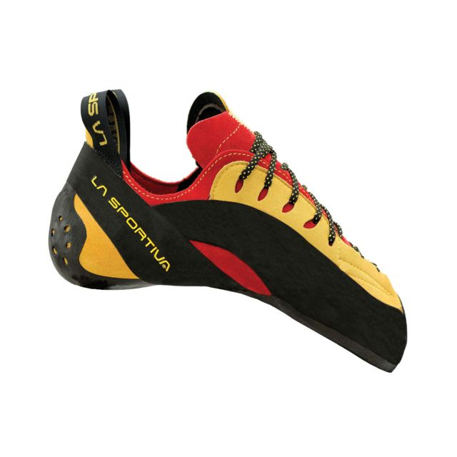 divers styles caractéristiques exceptionnelles 2019 real Chaussons Testarossa Yellow-Red 38