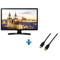 LG - 24MT49DF - TV LED 24'' 60 cm + Câble HDMI