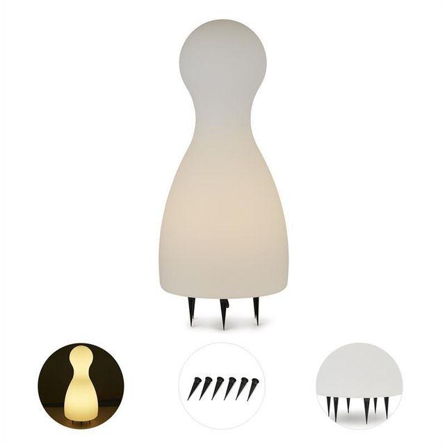 LIGHTCRAFT - Shinepin Lampe de jardin éclairage luminaire exterieur en pierre Ø20c couleur indéfini
