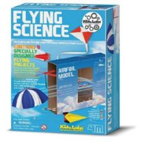Great Gizmos - Kit de fabrication - Flying Science : Objets volants