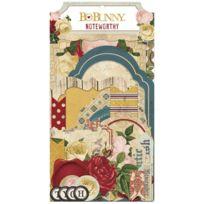 Bobunny - Die Cut forme papier découpée Noteworthy Juliet 40 pièces