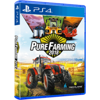 farming simulator 17 ps4 achat jeux ps4 simulation. Black Bedroom Furniture Sets. Home Design Ideas