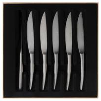 Guy Degrenne - Coffret 6 couteaux à steak