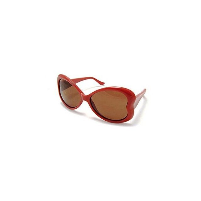 084ce40c75c1ba Moschino - Lunettes de soleil Femme Mo-59805-S Rouge - pas cher Achat   Vente  Lunettes Tendance - RueDuCommerce