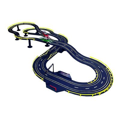 Motor & Co Race Circuit et voitures Mini Cooper 389 cm