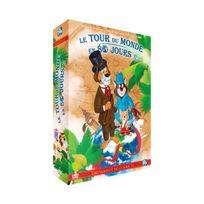 Unknown - Le Tour du Monde en 80 jours - Intégrale Saison 2 5 Dvd Livret