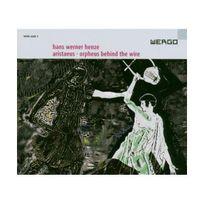 Wergo - Henze : Aristaeus - Orpheus behind the Wire