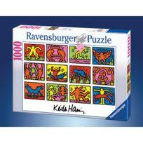Toyland - Puzzle 1000 pièces - Keith Haring : Rétrospective