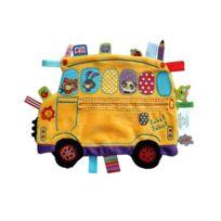Label Label - Doudou étiquettes Holiday Schoolbus