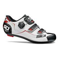 Sidi - Chaussures Alba blanc noir rouge