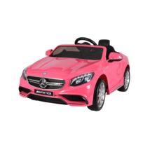 Mercedes Benz - Voiture électrique pour enfants S63 Amg