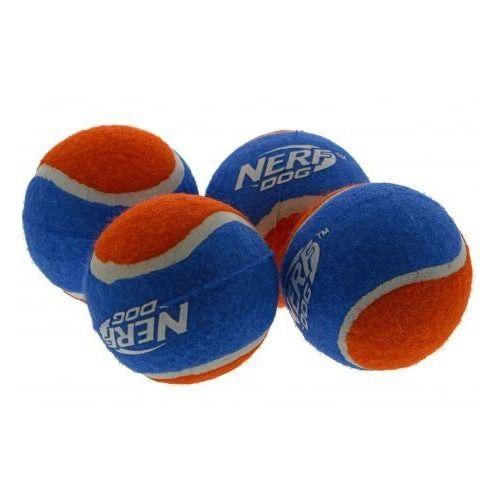 Nerf Lot 4 Balles Tennis Blaster