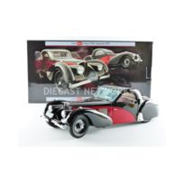 Bauer - 1/12 - Bugatti Type 57C Atalante - 1937 - 7828Z75_RED/BLACK