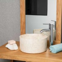 Vasque salle bain diametre 30 cm - catalogue 2019 - [RueDuCommerce ...