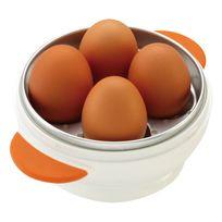 - Cuit œufs micro-ondes avec perce œuf Big Boiley Joie