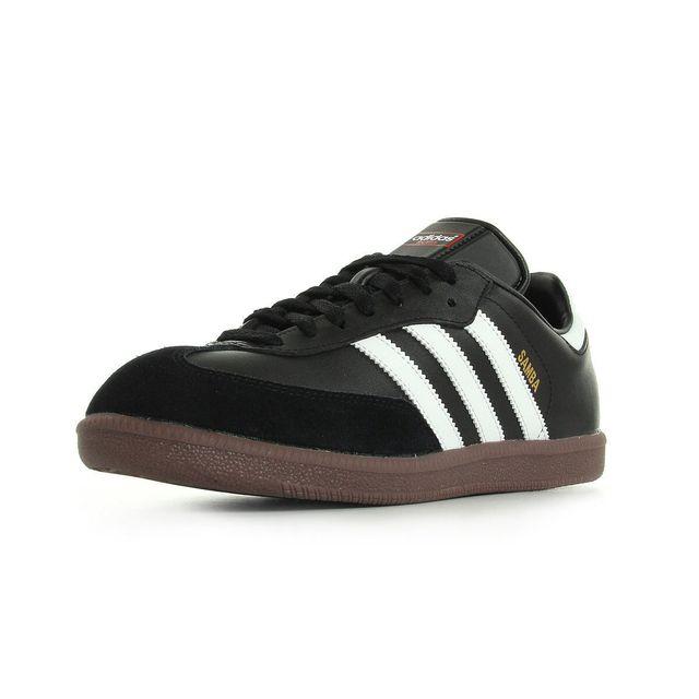 Adidas originals Samba Noir, Blanc, Marron pas cher