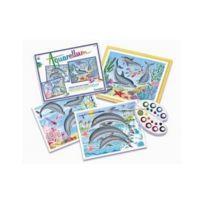 Sentosphère - Aquarellum Gm Les dauphins